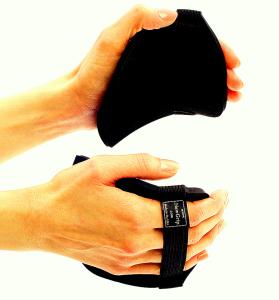 NewGrip Power Pads, Pull-Up Gloves