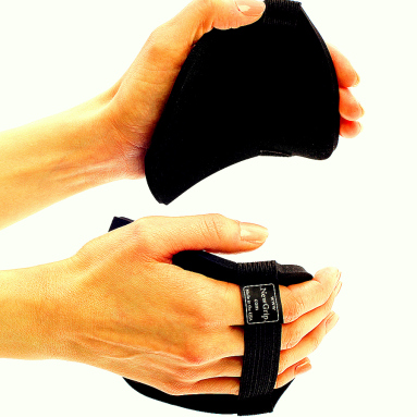 NewGrip Power Pads, Pull-Up Gloves