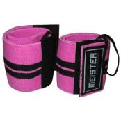 Meister Wrist Wraps Pink