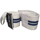 Meister Wrist Support Wraps White Pair