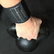 NewGrip Wrist Support Wraps Kettle Bells