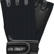 Nutra Strength Workout Gloves Black