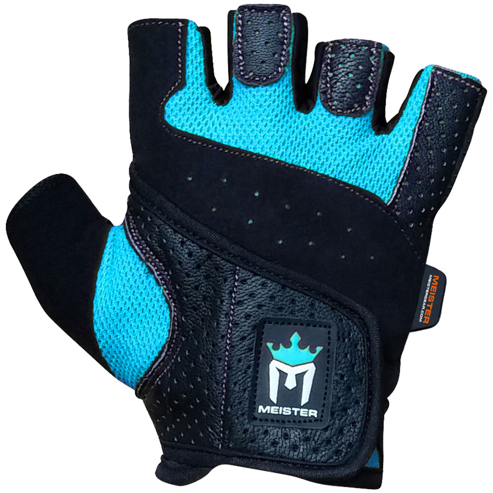 Emerge Fitness Crossfit Gloves: Meister Women's Weight Lifting CrossFit Gloves
