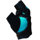 Meister Mma Weight Lifting Gloves Right Hand Size View Blue