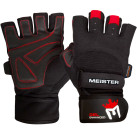 Meister MMA Weight Lifting Gloves with Wrist Support