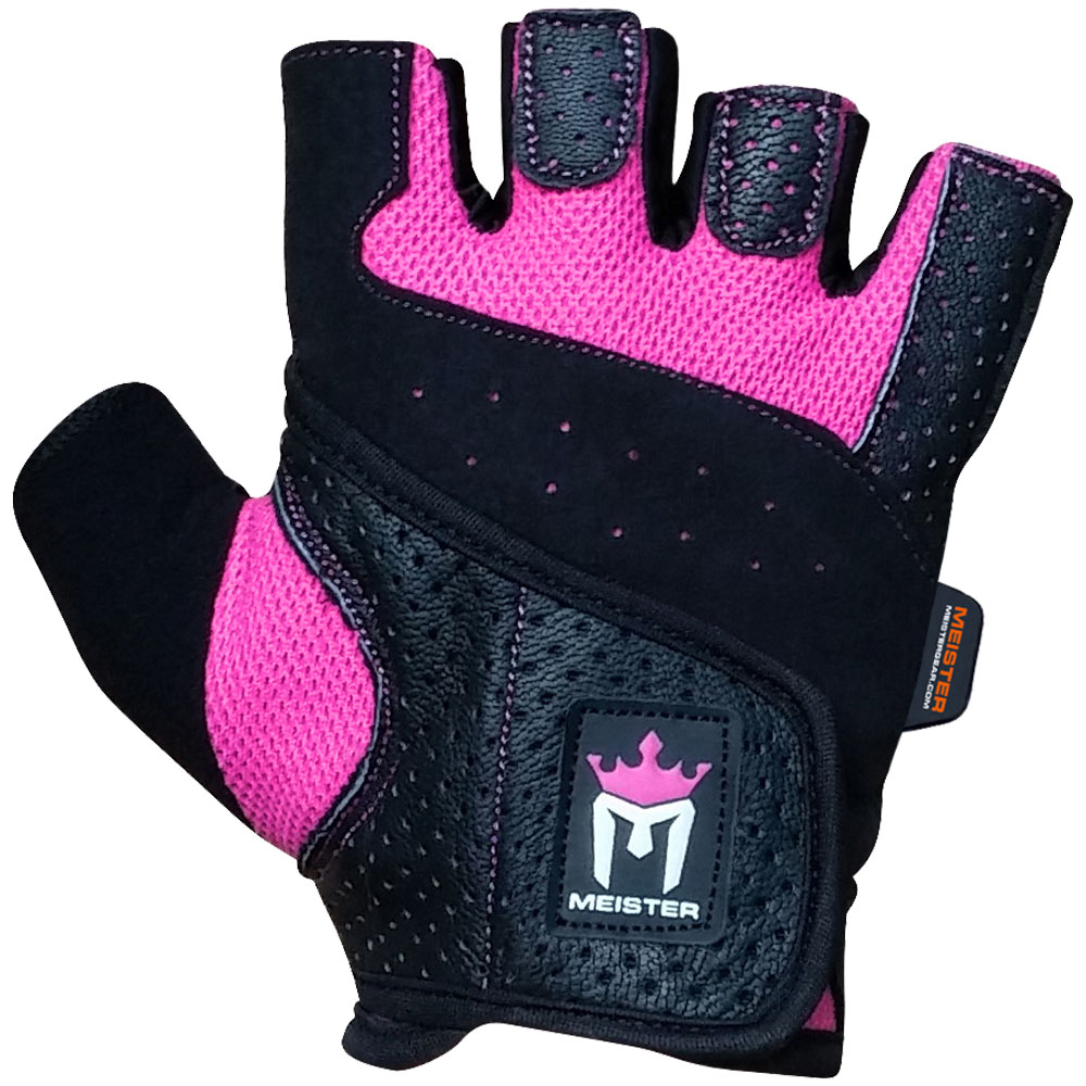 Meister Women's Weight Lifting CrossFit Gloves - Weight ...