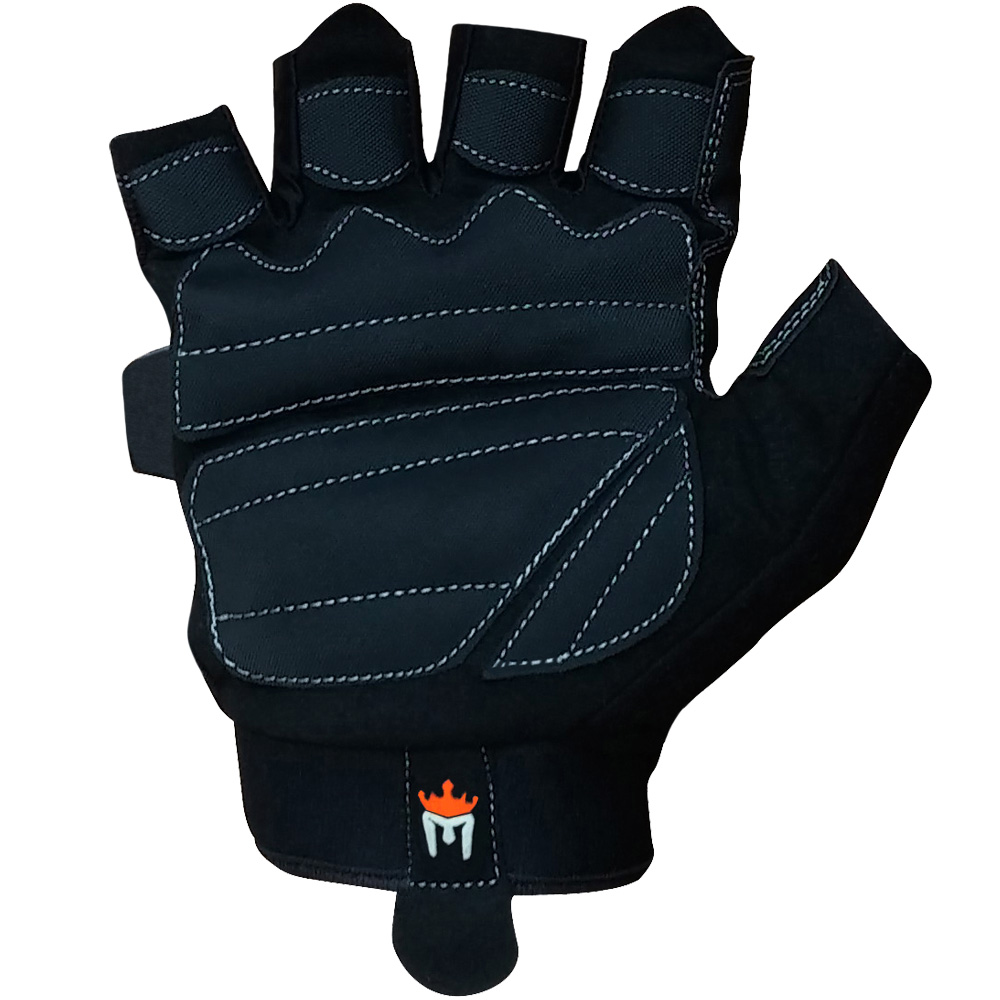 Xcrossfit Weight Lifting Gloves: Meister Grip Fit Workout Gloves