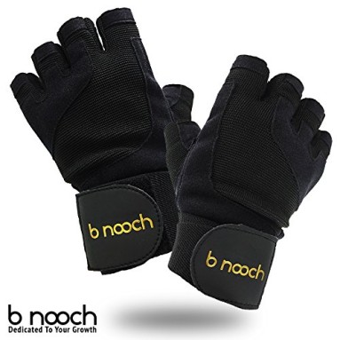 B Nooch Workout Gloves