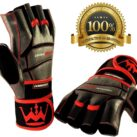 Crown Gear Dominator Weight Lifting Gloves