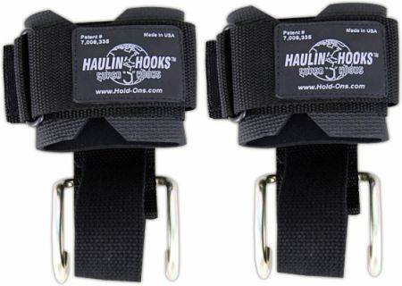 Haulin Hooks Pair Weight Lifting Hooks