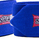Sling Shot Blue Wrist Wraps