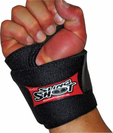 Sling Shot Wrist Wraps Right Hand