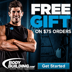 BodyBuilding.com Free Gift
