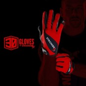Stronger Rx 3.0 Gloves on Hands