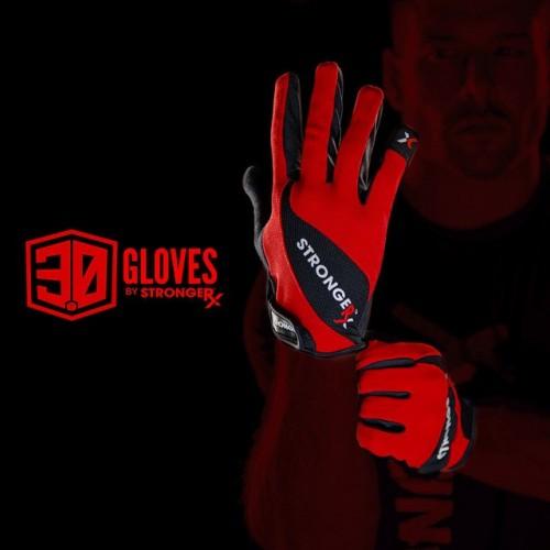 Vegan Fitness Gloves: StrongerRx 3.0 Workout Gloves