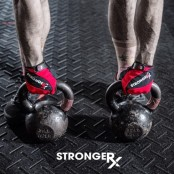 Stronger RX 3.0 Gloves w KettleBells