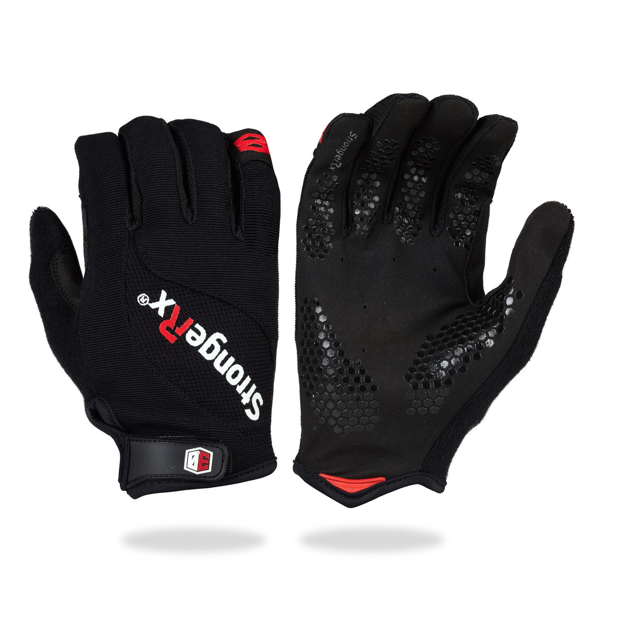 Battle Ropes For Sale >> StrongerRx 3.0 Workout Gloves - Weight Lifting Gloves