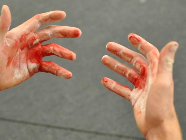CrossFit Hands