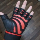 Crown Gear Dominator Weight Lifting Gloves palm