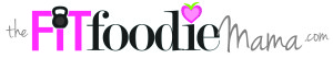 The Fit Foodie Mama Logo