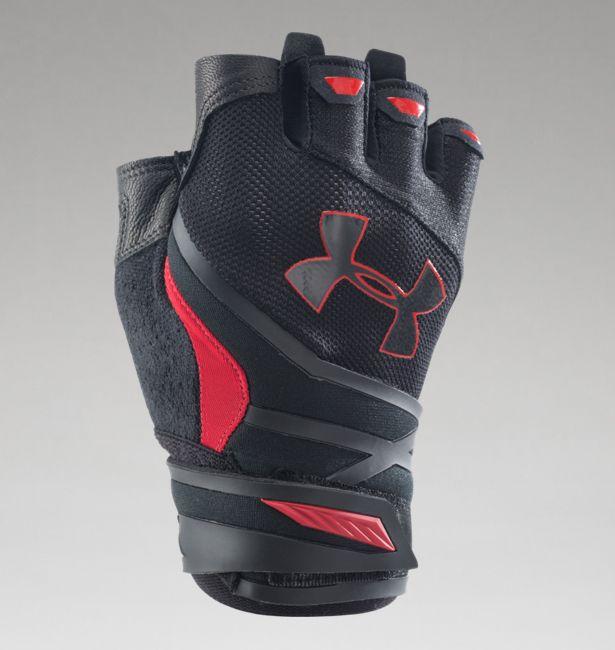 Under Armour Resistor Half Finger Training Gloves Pair