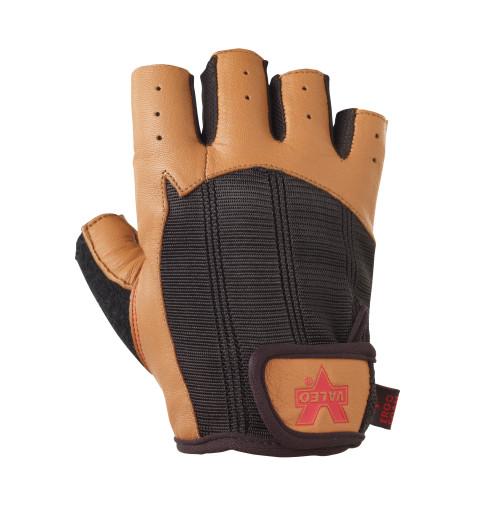 Valeo Ocelot Lifting Gloves Tan