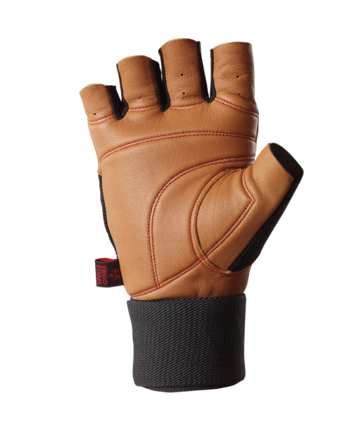 Weight Lifting Gloves With Wrap Around Wrist: Valeo Ocelot Wrist Wrap Lifting Gloves