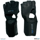 Fit Four Spartan Grip Leather Palm No Gloves Product Shot