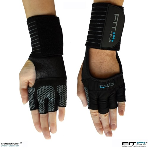 Fit Four Spartan Grip 174 Weight Lifting Gloves