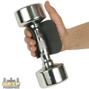 Grip Power Pads Dumbell