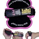 Grip Power Pads Fit Hands