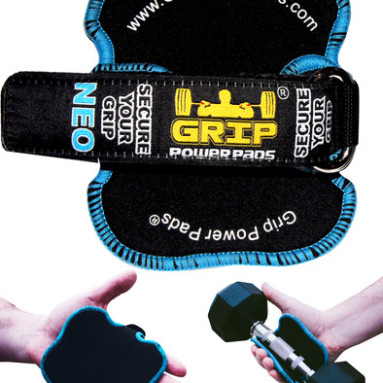 Grip Power Pads Neo with Hand