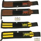 Grip Power Pads Wrist Wraps 2 pair
