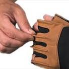 Schiek 425 Power Lifting Gloves fins