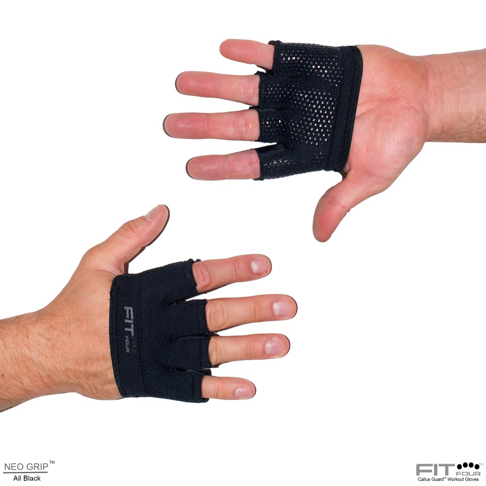 Workout Gloves Size Chart: Fit Four Neo-Grip®