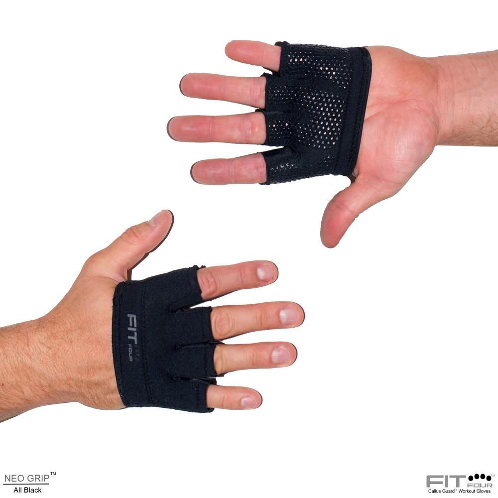 Vegan Fitness Gloves: Fit Four Neo-Grip®
