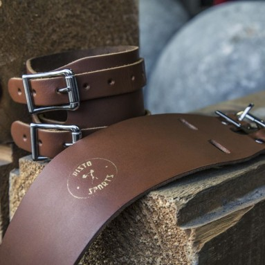 Risto Brown Wrist Support Wraps1