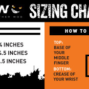 Just Another WOD Sizing Chart