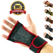 Mava Gloves Red Palm