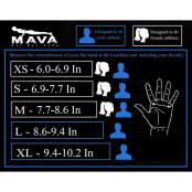 Mava Gloves Sizing Chart