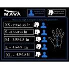 Mava Grips Sizing Chart