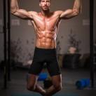 Mava Gymnastics CrossFit Grips Pull Ups