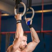 Mava Gymnastics CrossFit Grips Rings