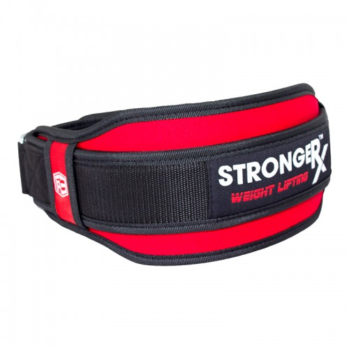 StrongerRx Tr3 Weight Lifting Belt