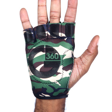 mens army camo palm