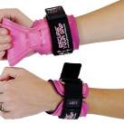 Cobra Grips Pink Pair