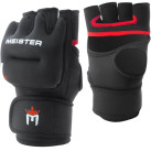 Meister Weighted 1 Lb Workout Gloves Front and Back