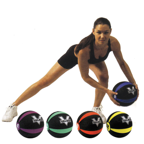 Valeo Medicine Ball Weight Lifting Gloves