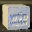 W.O.D Welder Bath Bomb Single