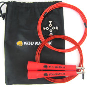 WOD Nation Jump Rope Red